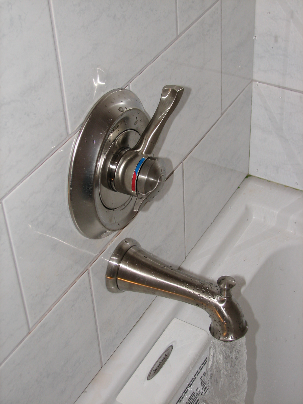 why does my shower head drip when the