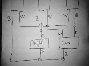 wiring  Help me understand plicated junction  switch