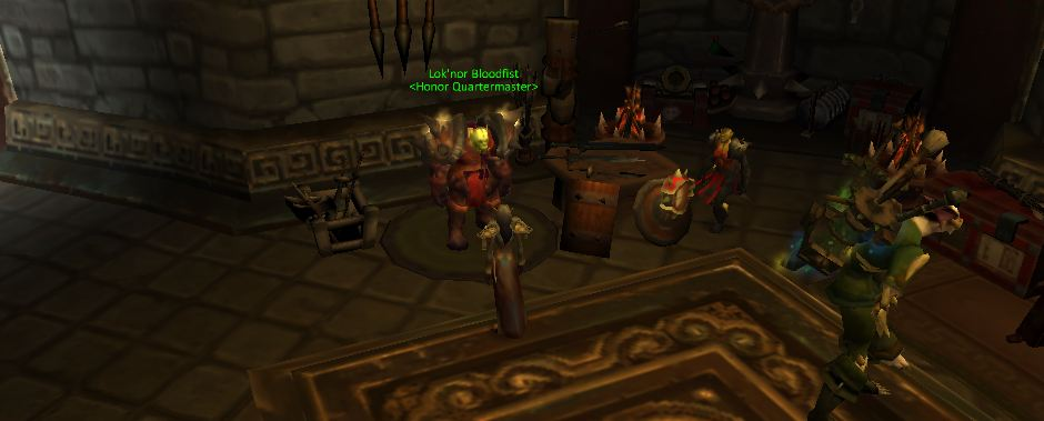 World Of Warcraft Where Have The PvP Vendors Gone Arqade
