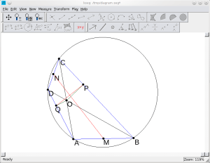 big list  Software for drawing geometry diagrams