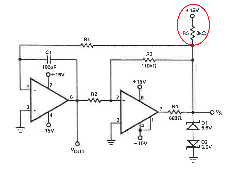 Function Generator Schematics
