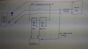 microcontroller  Using DPST Relay to control AC Load