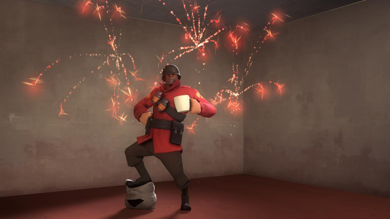 Team Fortress 2 What Unusual Effects Can Taunts Come In
