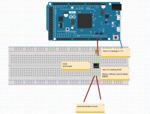 voltage level  Arduino DUE and optocoupler 4N25  Arduino