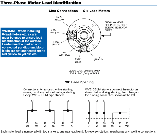 3 wire pump motor schematic  trusted wiring diagrams •