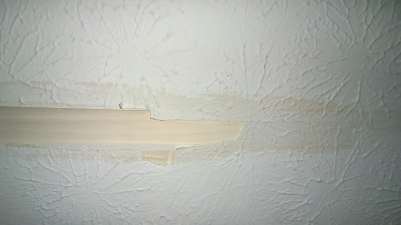 How To Fix A Stipple Ceiling
