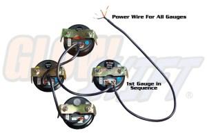 power  Rewiring Harness in Jet Boat w Ford 460  Motor