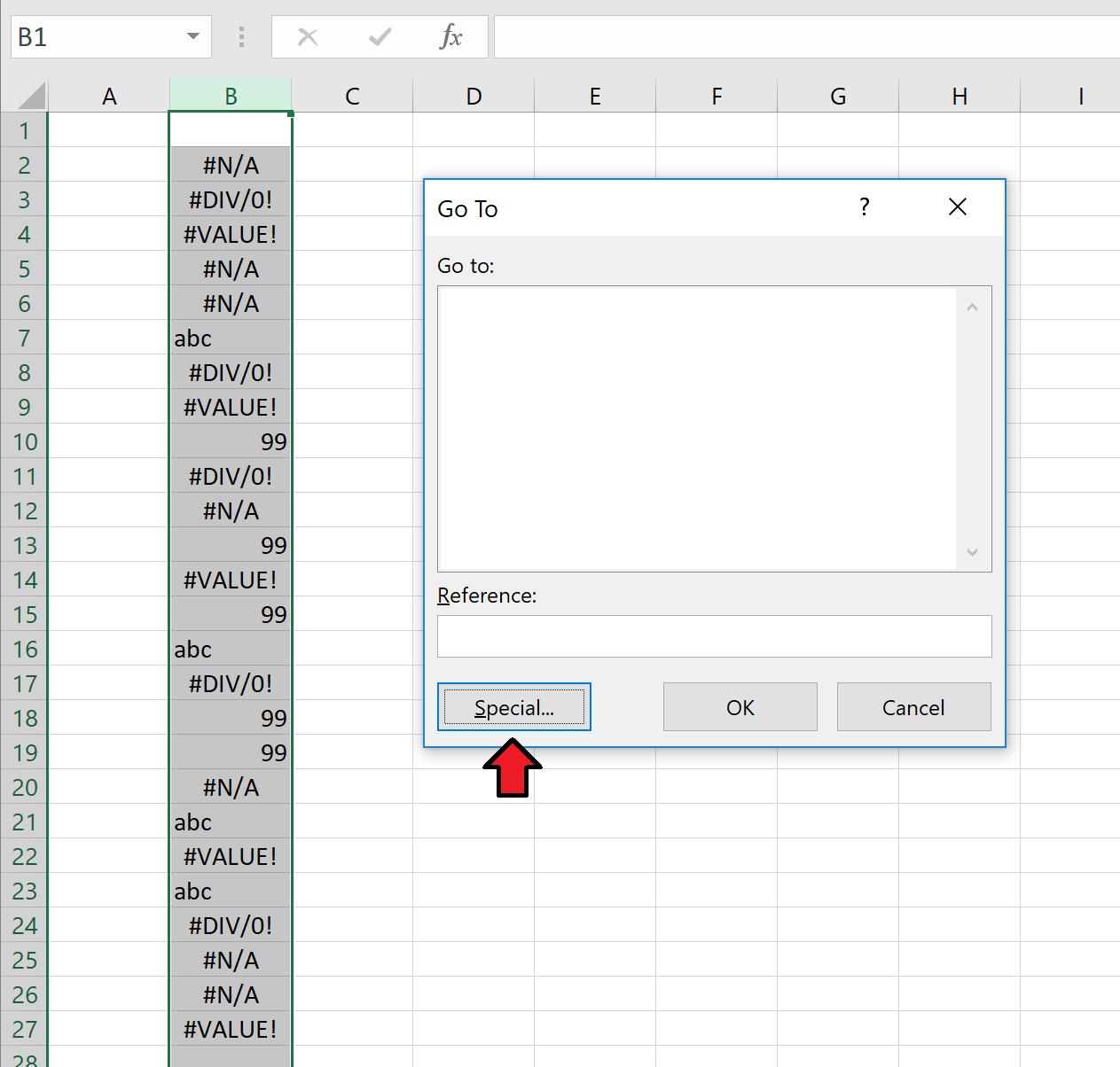 Excel Vba Run Time Error 13 Type Mismatch