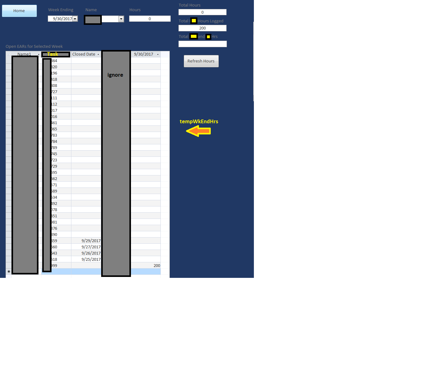 Update Or Insert Field From Table Into Another Table Vba