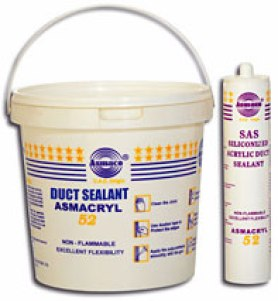 Duct Sealant Asmacryl, For Your Express And Easy Home Improvement Projects, Tips And Ideas