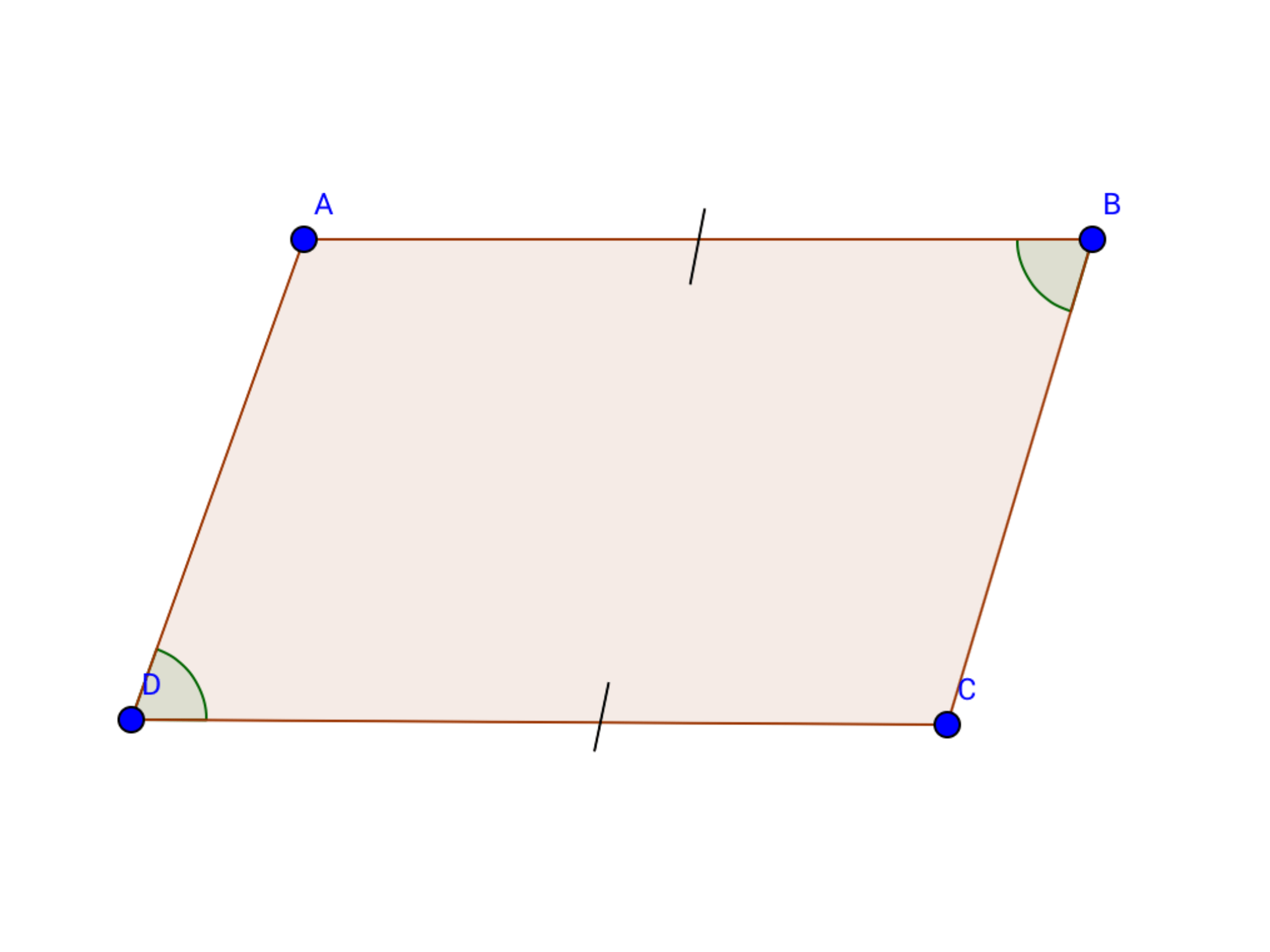 Parallelogram Examples Naming And Describing