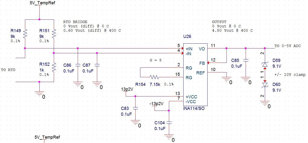 Precision Voltage Reference Divider Vs. Constant Current