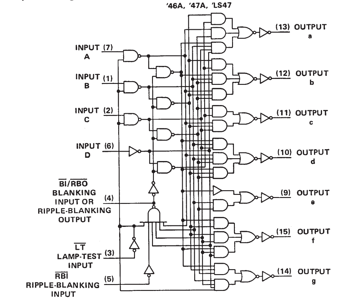 Diagram Block Logic Circuits Diagram Full Version Hd