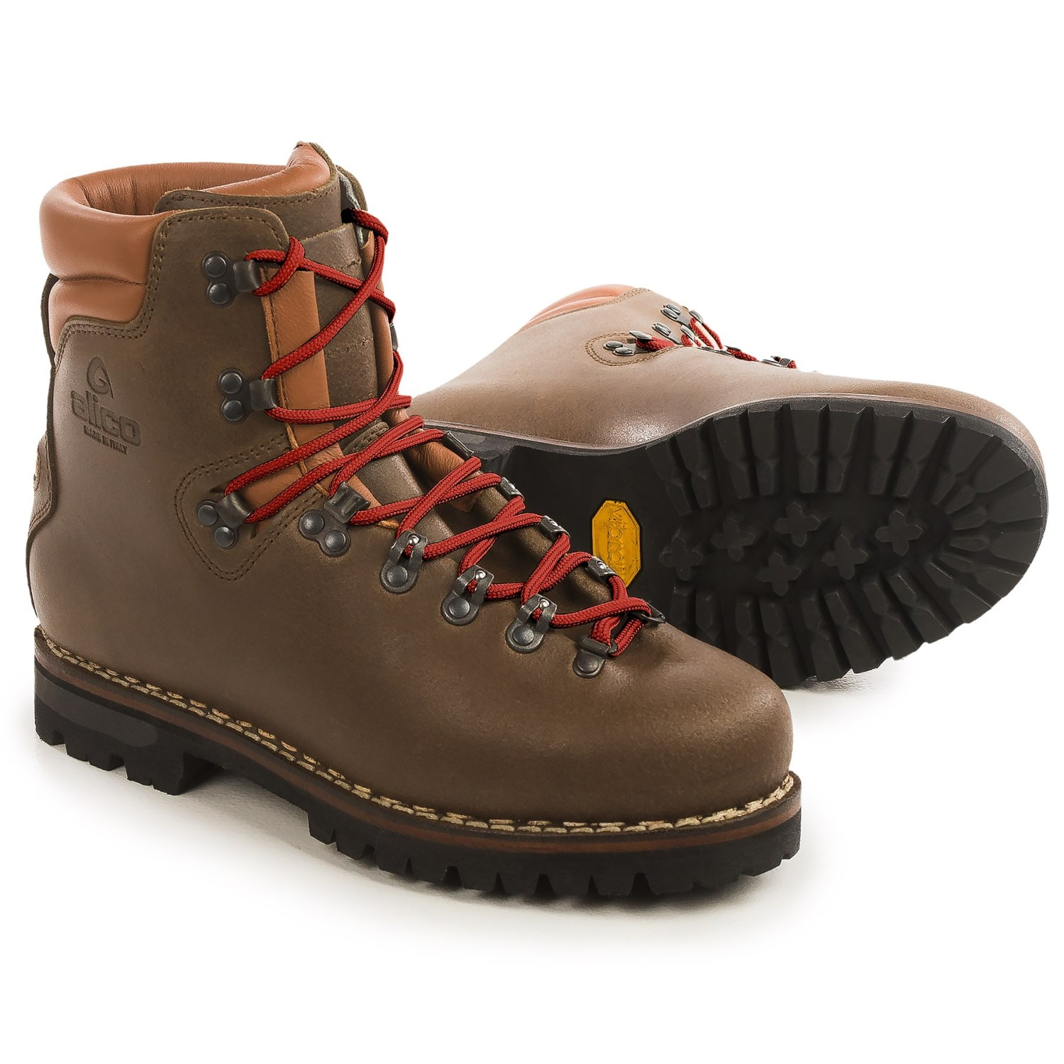 Keen Brown Leather Boots