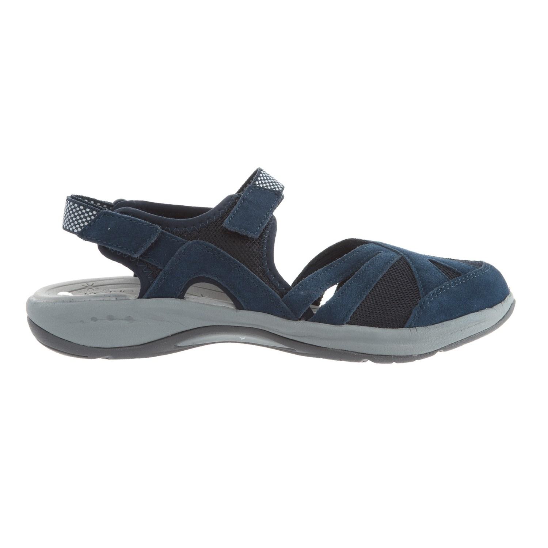 8fe8216c938 Easy Spirit Sandals In Garage Ivory Lear 2 Easy Spirit Sandals ...