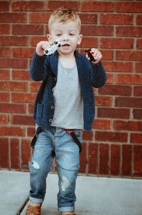 Picture Of Awesome And Trendy Haircuts For Little Boys 13