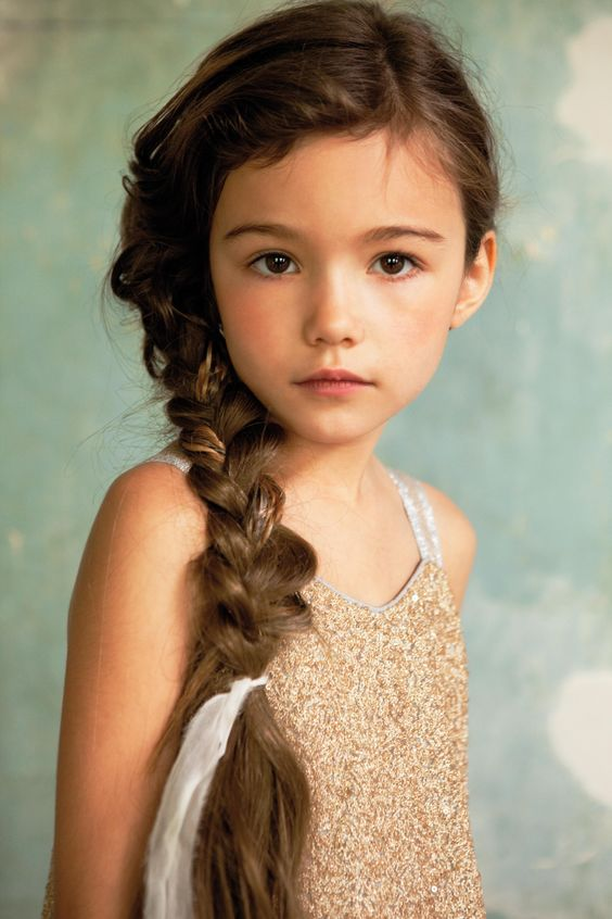 Picture Of Edgy Braided Hairstyles For Little Girls 17