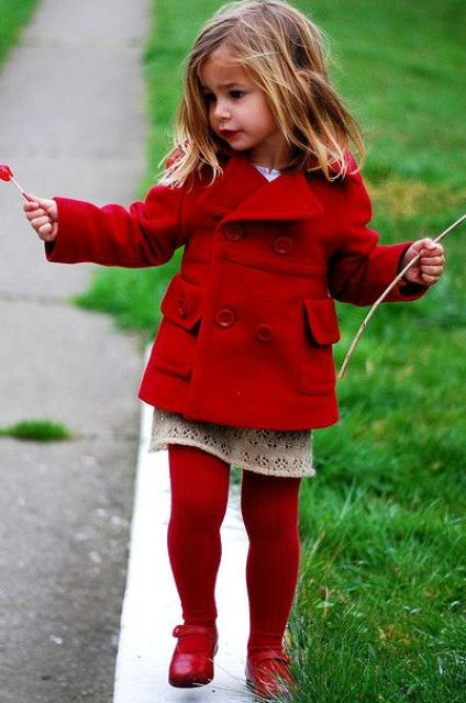 16 Cute Valentines Day Outfits For Little Girls Styleoholic