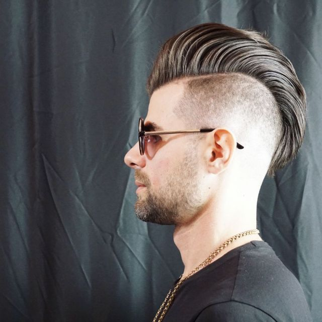 15 impressive and bold mohawk haircuts for men - styleoholic