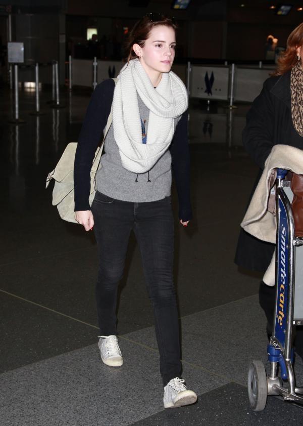 Bold Emma Watson Outfits