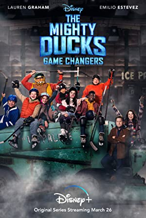 The Mighty Ducks: Game Changers - First  Subtitle Indonesia