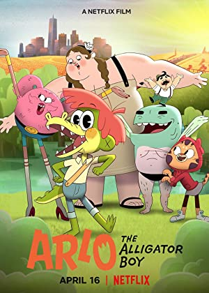 Arlo the Alligator Boy Subtitle Indonesia