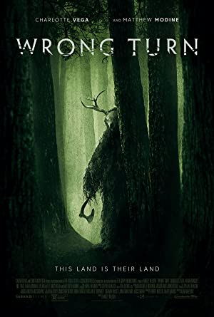 Wrong Turn Subtitle Indonesia