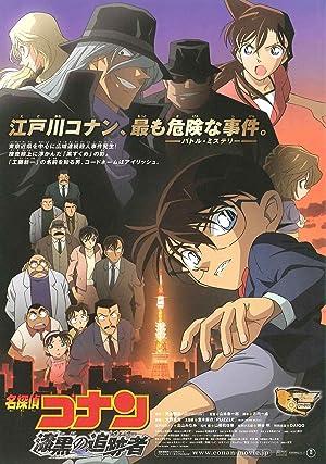 Detective Conan Movie 13: The Raven Chas Subtitle Indonesia