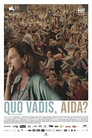 Quo vadis, Aida? Subtitle Indonesia