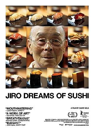 Jiro Dreams of Sushi Subtitle Indonesia
