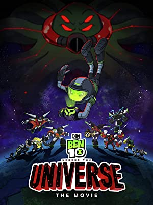 Ben 10 vs. the Universe: The Movie Subtitle Indonesia