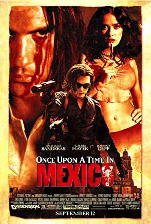 Once Upon a Time in Mexico Subtitle Indonesia