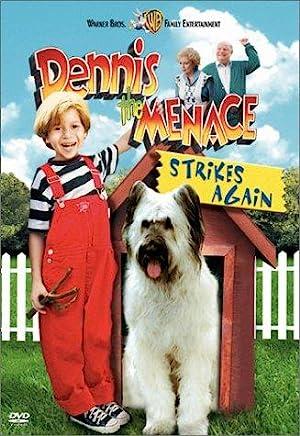 Dennis the Menace Strikes Again Subtitle Indonesia