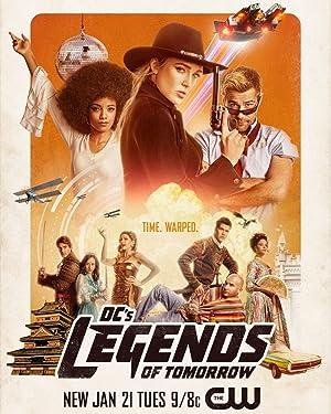 DC's Legends of Tomorrow - Sixth Sea Subtitle Indonesia