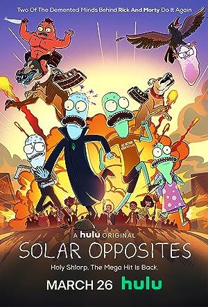 Solar Opposites - Second Season Subtitle Indonesia