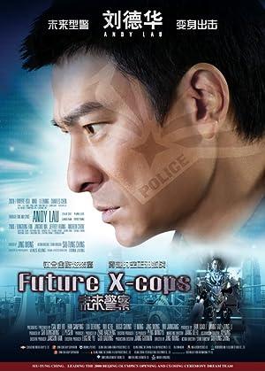 Future X-Cops Subtitle Indonesia
