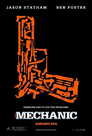The Mechanic Subtitle Indonesia