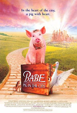 Babe: Pig in the City Subtitle Indonesia