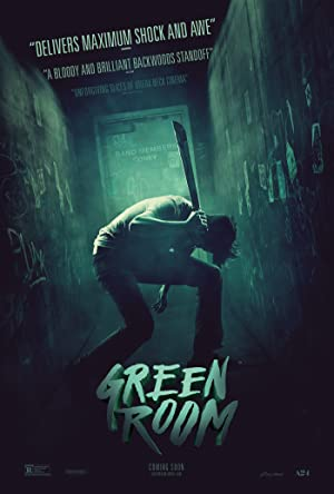 Green Room Subtitle Indonesia