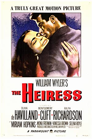 The Heiress Subtitle Indonesia