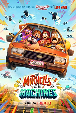 The Mitchells vs. the Machines Subtitle Indonesia