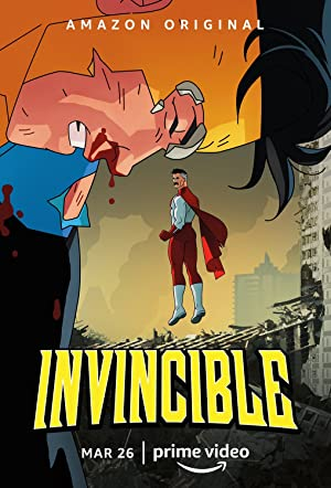 Invincible - First Season Subtitle Indonesia