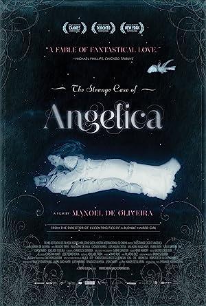 The Strange Case of Angelica Subtitle Indonesia