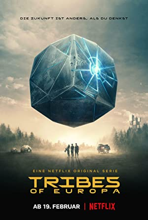Tribes of Europa - First Season Subtitle Indonesia
