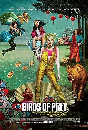 Birds of Prey: And the Fantabulous Emanc Subtitle Indonesia