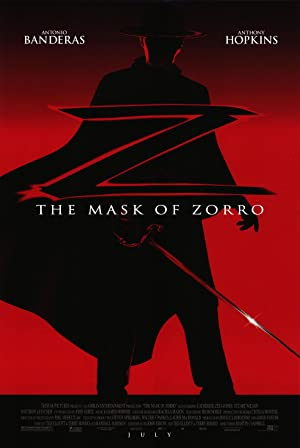 The Mask of Zorro Subtitle Indonesia