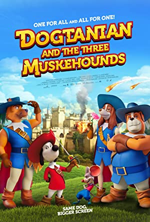 Dogtanian and the Three Muskehounds Subtitle Indonesia