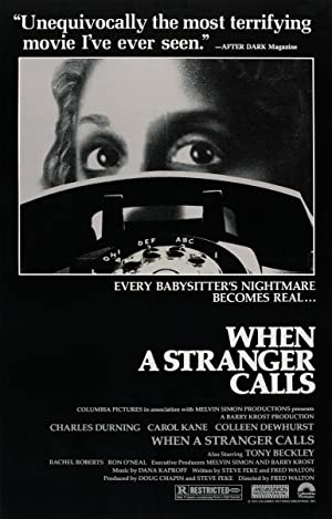 When a Stranger Calls Subtitle Indonesia