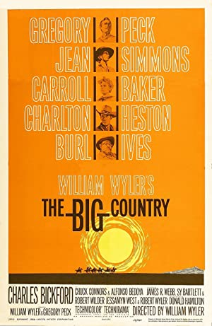 The Big Country Subtitle Indonesia