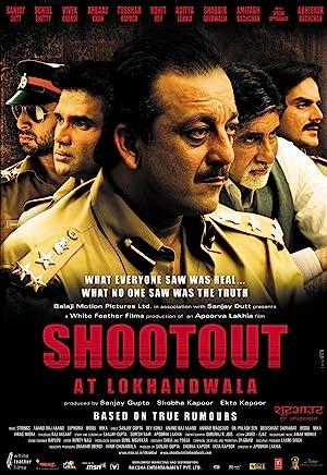 Shoot Out at Lokhandwala Subtitle Indonesia